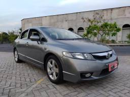 Honda Civic Lxs 1.8 Flex, Ano: 2010 Entrada de 8 mil