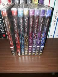 A série de diario de um vampiro