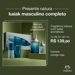 Kit Kaiak Masculino