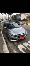 Honda Civic Exl 2017 segundo dono