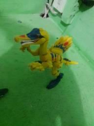 Brinquedos Jurassic World Hero Mashers Hasbro