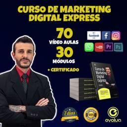 Curso Marketing Digital Express