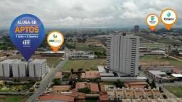 Apartamento para alugar com 3 dormitórios em Lagoa seca, Juazeiro do norte cod:714