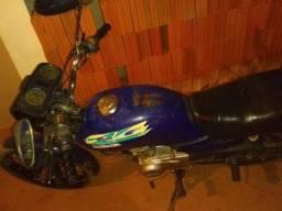 Moto pra roça cg - 1999