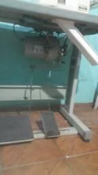 Máquina de custura ponto cadeia