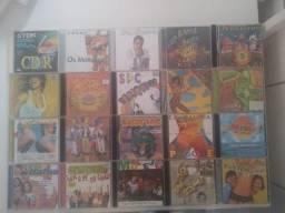 Vendo lote de cds - AXE - samba - pagode diversos