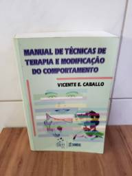 Manual de Técnicas de Terapia e Modificação do Comportamento.