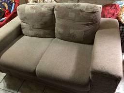 Conjunto de 2 sofás usados