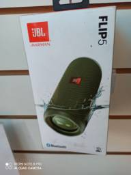 Caixa de som Flip 5 JBL nova