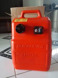 Tanque de combustível motor de Popa