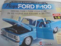 Picape FORD F-100 1957 CAPÔ 1°FAC