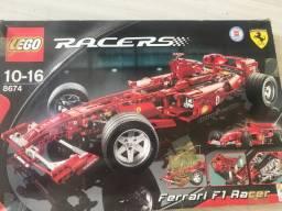 Lego technic ferrari f1 - 8674