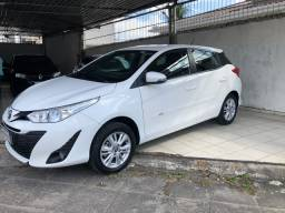 Yaris xl 1.3 automático extra 2019
