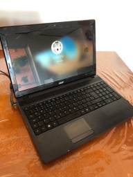 Notebook Acer 5250 tela 15