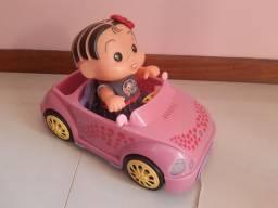 Boneca Mônica meu carrinho