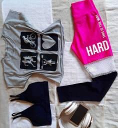 Moda Fitness - Calça Hard