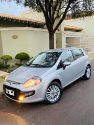 Fiat Punto Atractive 2015 1.4 completo Manual chave reserva