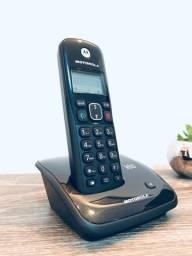 Não reservo - Telefone Motorola Digital s/ fio c/ identificador