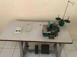 Máquina de costura Overlock Semi Industrial Singer