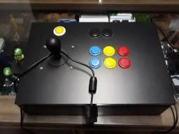 Controle arcade ps2