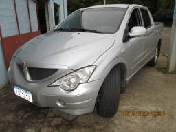 Actyon Sports A200S 4x4 diesel aut completa 2009 47.500 reais