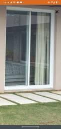 Porta de vidro temperado (imagem ilustrativa)