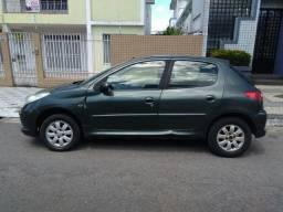 Peugeot 207 ano 2008