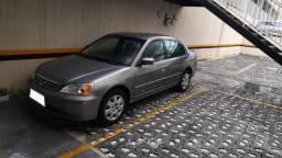 Honda Civic 1.7 16v LX Manual - Completo