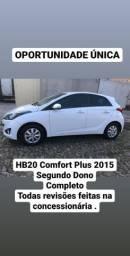 HB20 Comfort  Plus 2015