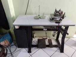 Máquina de costura de overlok industrial star