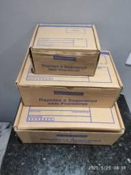 Caixas Envio Correios Encomendas Delivery