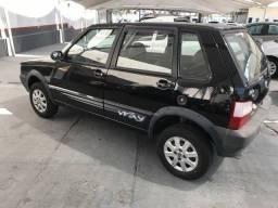 Fiat Uno Uno 1.0 R$ 10.000,00 Mpi Mille Way Economy 8v Flex 4p Manua