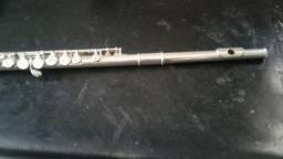 Flauta transversal.