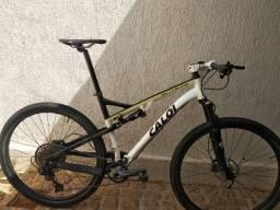 Bike Bicicleta MTB 29 -Caloi Elite Full - FS/50