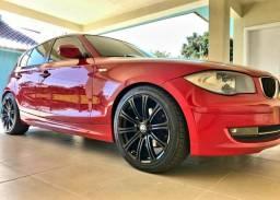 Rodas BMW M3 Aro 18 pneus semi novos - Aceito Trocas