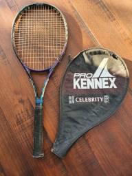 Raquete de tênis com capa Odissey