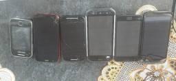 Lote de celulares p concerto ou tirada de peças