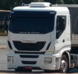 Iveco Hi-way 560 6x4 2014 Automático Completo Top.