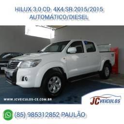 Toyota Hilux 3.0 CD SR 4x4 2015/2015