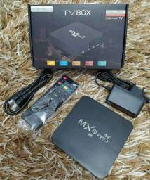 Tv Box na caixa