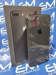 IPhone 8 Plus 64GB Preto - Seminovo - aceito seu iphone usado como entrada