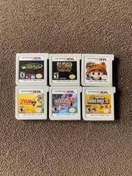 Jogos Nitendo 3DS