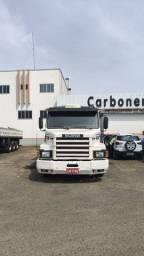 Scania 113 360 + Randon 2012