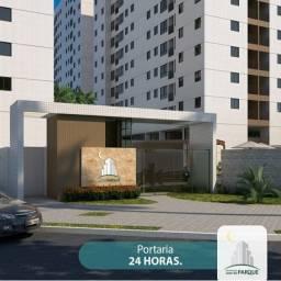 Título do anúncio: NV - Residencial Luar do Parque Condomínio Clube com 3 qts 63m² - 81. * Whatsapp