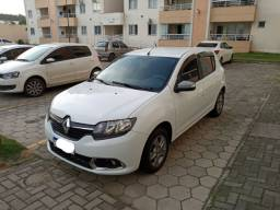 Renault sandero Vibe 1.0 12v completo
