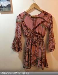 Vestido Zabumba tam 10