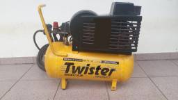 Compressor de ar Twister Bravo Schultz 1.5 HP