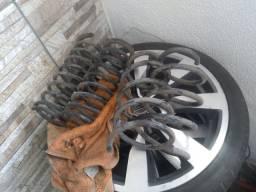 Molas para rebaixar seu carro