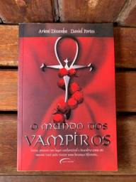 Livro O Mundo dos Vampiros, Arienne Dissenha e Daniel Pontes