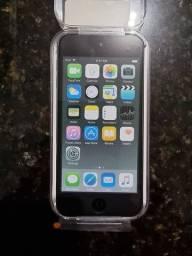 Ipod Touch, 6 geração. 16 GB. Sem uso.